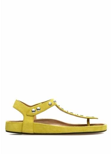 Etoile Isabel Marant Sandalet Sarı